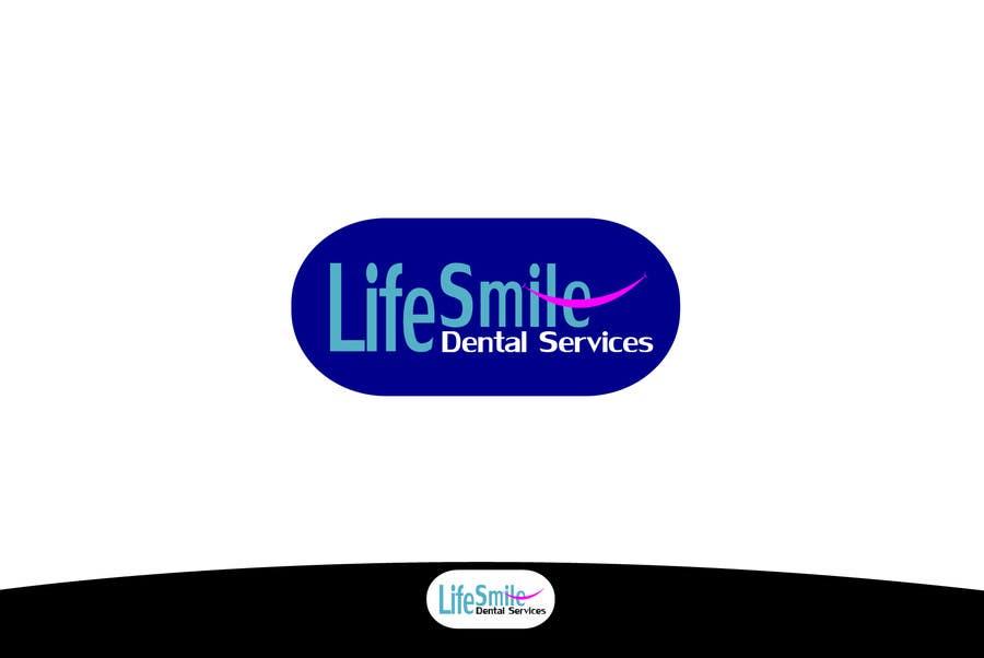 Penyertaan Peraduan #                                        26                                      untuk                                         Logo Design for LIFESMILES DENTAL