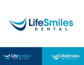 #20 untuk Logo Design for LIFESMILES DENTAL oleh BrandCreativ3