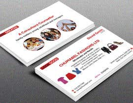 #59 for Unique fashion business card design with a twist by Neamotullah