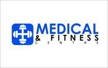 Graphic Design Konkurrenceindlæg #189 for Logo Design for Medical and Fitness Centre