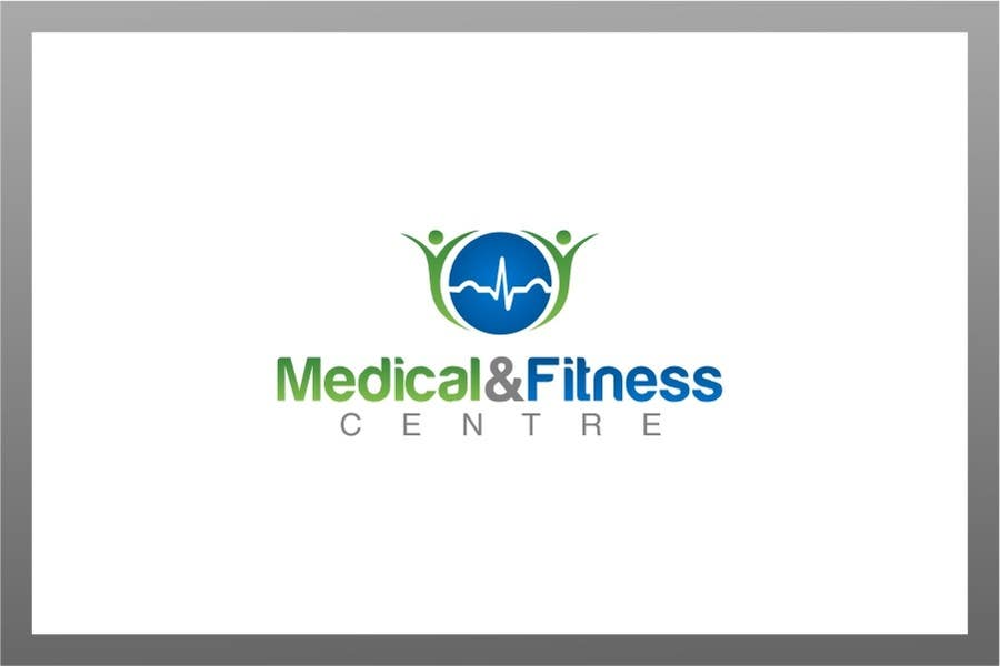 Konkurrenceindlæg #57 for Logo Design for Medical and Fitness Centre