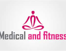 #89 para Logo Design for Medical and Fitness Centre por infogra