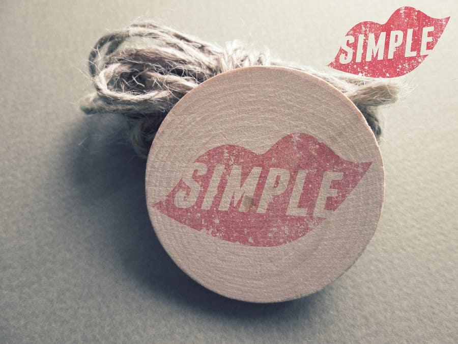Penyertaan Peraduan #                                        57                                      untuk                                         Design a Stamp like Image for SIMPLE