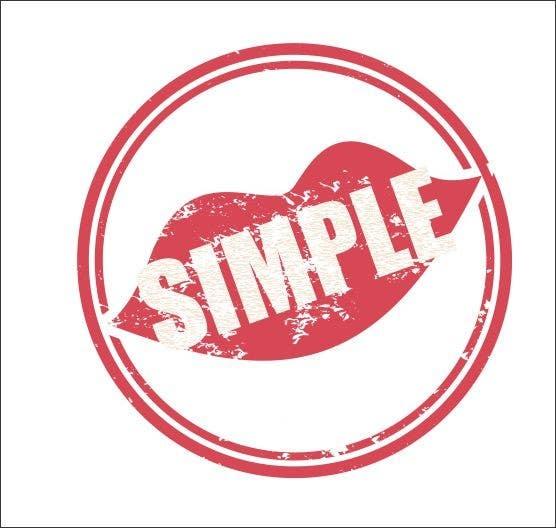 Penyertaan Peraduan #                                        84                                      untuk                                         Design a Stamp like Image for SIMPLE