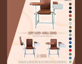 jotikundu tarafından Design a Flyer to Sell a Medical Chair to Medical Suppliers için no 21