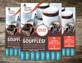 #16 cho Design a flyer for a Souffle Class bởi ssandaruwan84