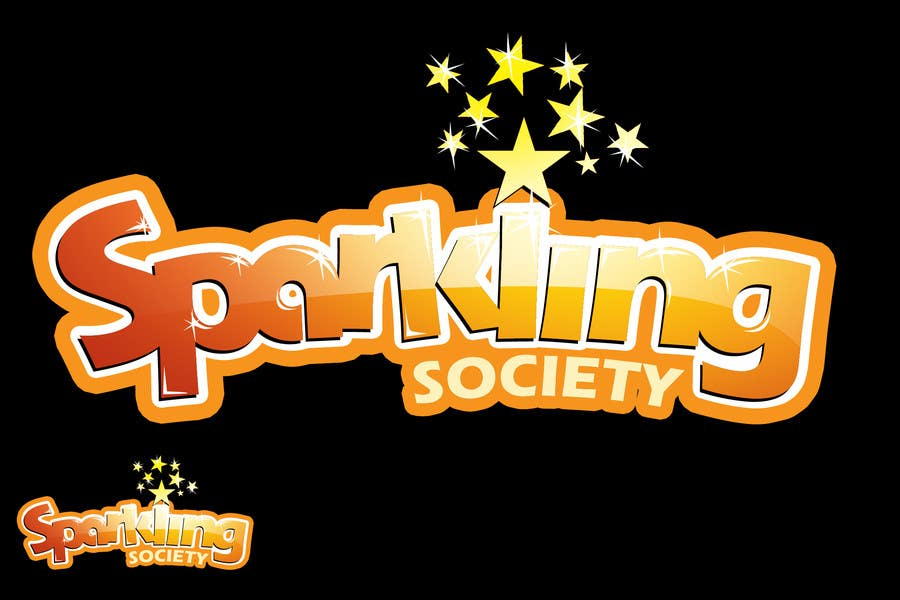 Inscrição nº 167 do Concurso para Logo Design for Sparkling Society