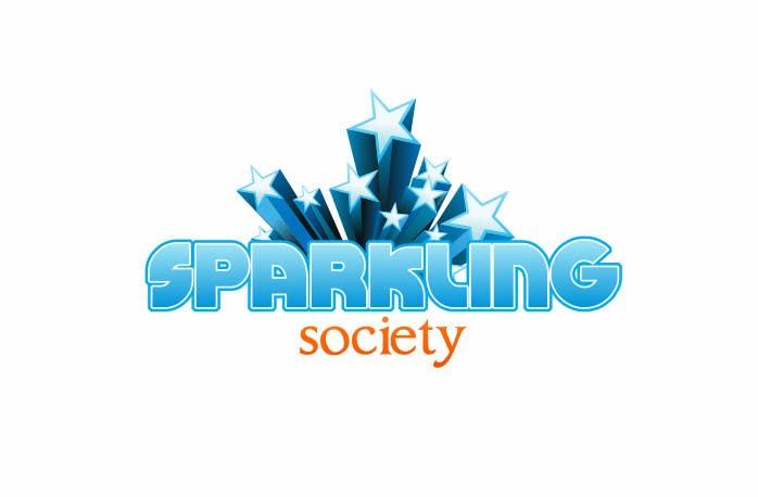 Inscrição nº 129 do Concurso para Logo Design for Sparkling Society