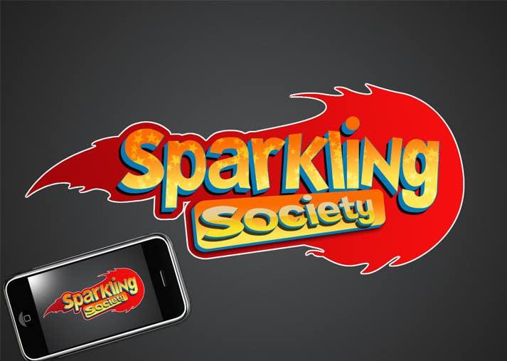 Inscrição nº 126 do Concurso para Logo Design for Sparkling Society