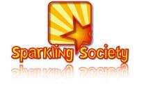 Graphic Design Inscrição do Concurso Nº45 para Logo Design for Sparkling Society