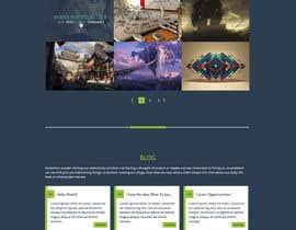 #14 for Design a Website Mockup for http://makers.dk af arunkoshti