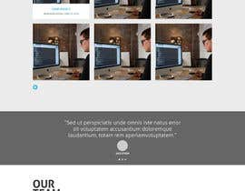 #15 for Design a Website Mockup for http://makers.dk af arunkoshti