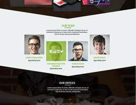 #19 for Design a Website Mockup for http://makers.dk af arunkoshti