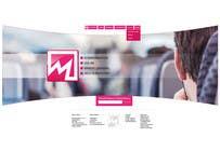 Graphic Design Konkurrenceindlæg #28 for Design a Website Mockup for http://makers.dk