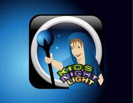 #75 para Kids Night Light Graphic Design for App por thefinalstory