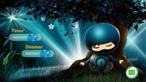 Graphic Design Inscrição do Concurso Nº69 para Kids Night Light Graphic Design for App