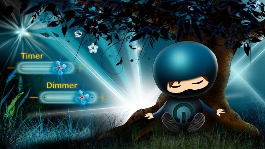 Inscrição nº                                         67                                      do Concurso para                                         Kids Night Light Graphic Design for App