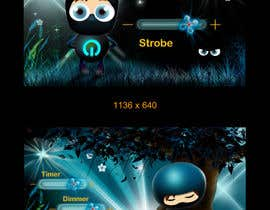 #80 untuk Kids Night Light Graphic Design for App oleh AnaCZ