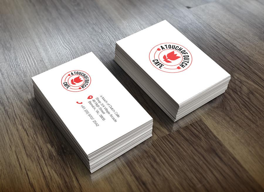 Top Entries Design Of 2 Business Cards A Quotfree Coffeequot