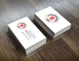 "nº 27 pour Design of 2 business cards, a ""Free Coffee"" card and a sticker logo par miguelpppires"