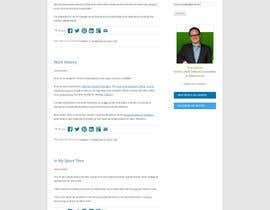 #6 untuk Build a Website for aaronmagner.com oleh barunroydarj