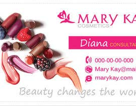 #19 cho Design some Business Cards for a new Mary Kay business bởi dianalakhina