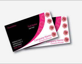 #13 cho Design some Business Cards for a new Mary Kay business bởi radhikatrh