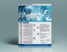 #6 for A5 flyers + sign + business cards by shaountohid