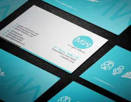 #222 for Design some Business Cards + 2 Stickers by Muazign3r