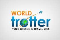Graphic Design Inscrição do Concurso Nº222 para Logo Design for travel website Worldtrotter.com
