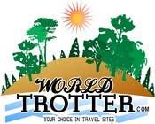 Graphic Design Конкурсная работа №258 для Logo Design for travel website Worldtrotter.com
