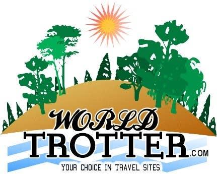 Inscrição nº 258 do Concurso para Logo Design for travel website Worldtrotter.com