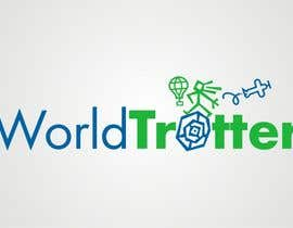 #61 για Logo Design for travel website Worldtrotter.com από dyv