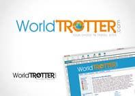 Graphic Design Inscrição do Concurso Nº234 para Logo Design for travel website Worldtrotter.com
