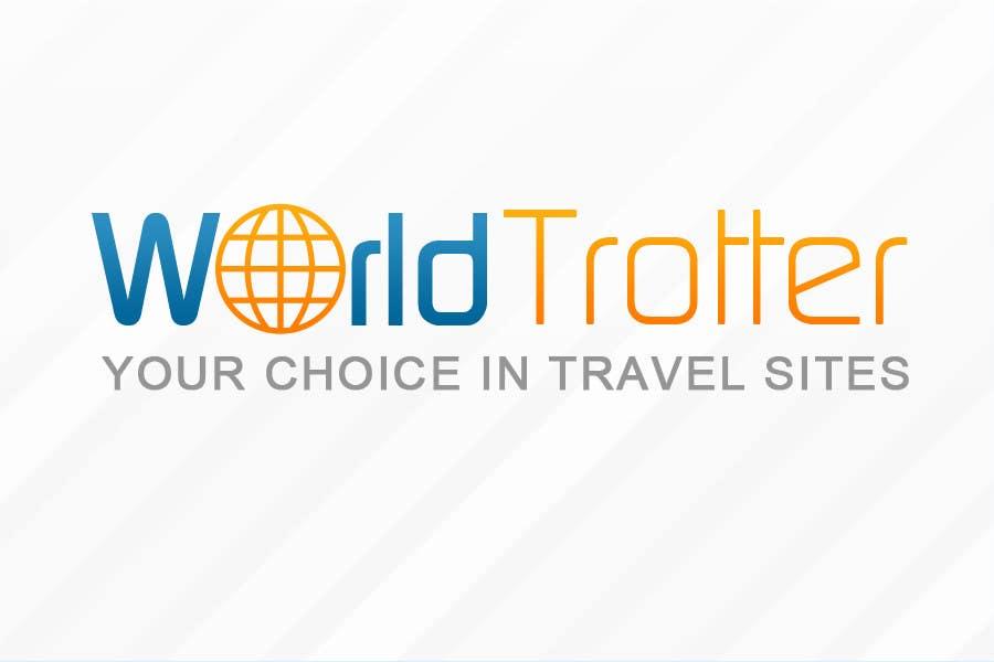 Inscrição nº 10 do Concurso para Logo Design for travel website Worldtrotter.com
