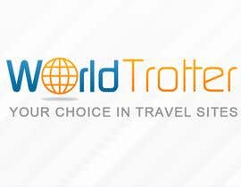 #12 pentru Logo Design for travel website Worldtrotter.com de către freecamellia