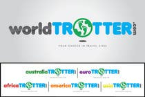Graphic Design Contest Entry #220 for Logo Design for travel website Worldtrotter.com