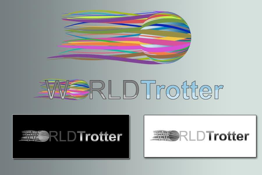 Inscrição nº 236 do Concurso para Logo Design for travel website Worldtrotter.com