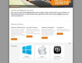 #7 untuk redesign website www.GadgetsClinic.com oleh PKSocket