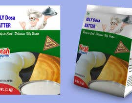 #15 for Dosa Idli batter packaging design ( Stand up pouch) by mvraju2017