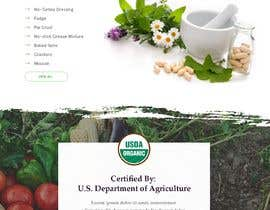 #44 for Design a Website Mockup for natural pharmacy af herick05