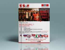 #25 for Design a flyer + banner for a Model United Nations by Tamanna0326