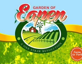 nº 83 pour Print & Packaging Design for Garden of Eapen par Glukowze