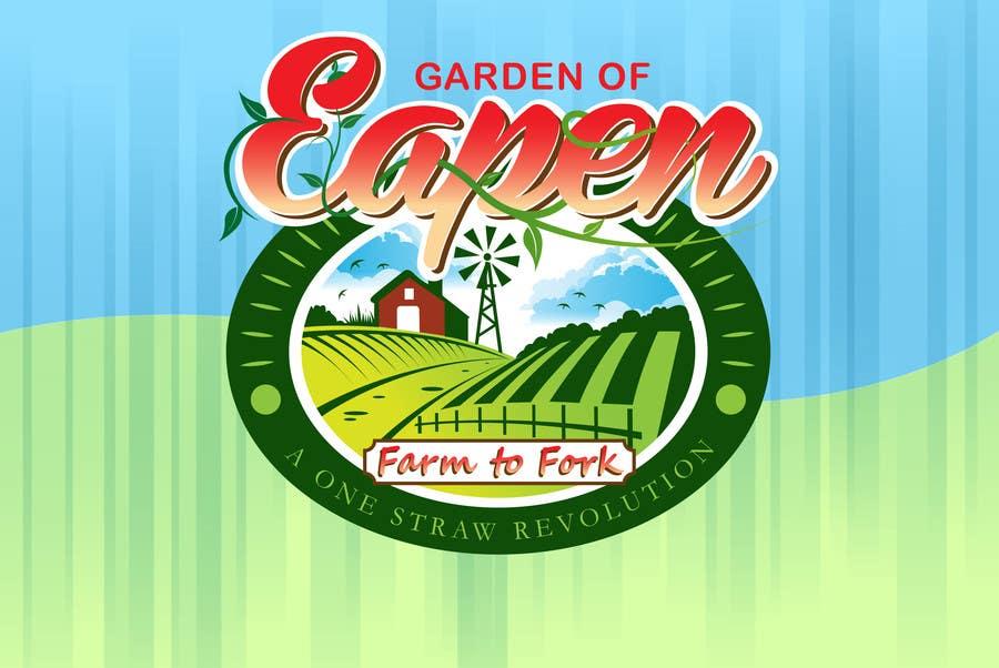 """Intrarea #94 pentru concursul """"Print & Packaging Design for Garden of Eapen"""""""