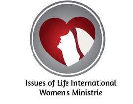 oricori tarafından Design a Logo for International Women's Ministry için no 4