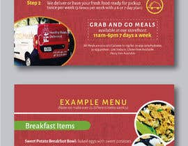 #25 for Design a Flyer for  a Meal Prep Company by terucha2005