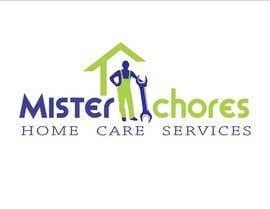 #212 for Logo Design for Mister Chores by nasirali339