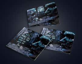 #17 untuk Design of a complete CD layout for a Progressive Metal EP oleh elisoftxv