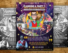 #24 for Stunning Children's Magician Advertisement Flyer Design by ssandaruwan84