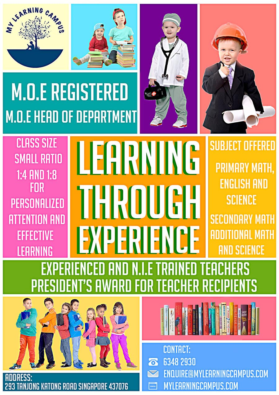 contest entry 36 for flyer design enrichmenttuition centre